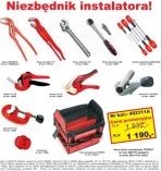 ROTHENBERGER ZESTAW NARZĘDZIOWY TRENDY niezbędnik instalatora