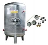 Wimest zbiornik hydroforowy ocynkowany 150L pionowy + osprzęt