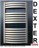 TERMA TECHNOLOGIE DEXTER 1220 X 500 SILVER MAT