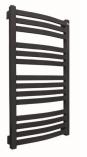 GORGIEL grzejnik EBRO AEB W 950x535 wygięty CIEMNY GRAFIT MAT