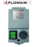 FLOWAIR 5-cio stopniowy regulator prędkości obrotowej wentylatora - TR