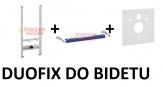 GEBERIT DUOFIX BASIC H112 STELAŻ DO BIDETU + WSPORNIKI + MATA