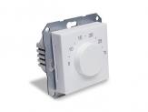 SALUS BTR230(20) Przewodowy, podtynkowy, elektroniczny regulator temperatury - dobowy, 230V, montaż do ramki 55x55