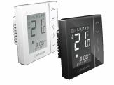 SALUS VS30B  Cyfrowy regulator temperatury CZARNY