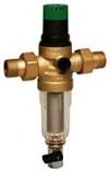 HONEYWELL FK06 Filtr drobnosiatkowy z opłukiwaniem, z regulatorem ciśnienia  3/4''