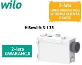 WILO HiSewlift 3-I35 pompa do montażu w ścianie z rozdrabniaczem do WC + umywalka , prysznic  , bidet , wanna