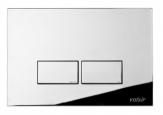 VALSIR WINNER-S przycisk do stelaża kolor chrom błysk model P3