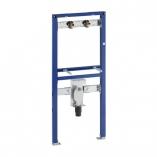 GEBERIT Duofix - element montażowy do umywalki szpitalnej dla baterii ściennej, H130
