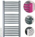 INSTALPROJECT RETTO grzejnik łazienkowy 540x1072 mm C12 GRAFIT