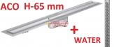 ACO odwodnienie prysznicowe h-65mm WATER L-585mm