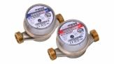 Wodomierz jednostrumieniowy 1/2 Picoflux 2,5 m3/h do wody ciepłej.