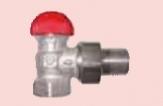 HERZ HERZ-TS-90-V, zawór termostatyczny – figura kątowa 3/4