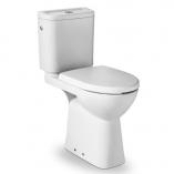 ROCA DOSTĘPNA ŁAZIENKA Miska wc do kompaktu o wysokości 43 cm o/pionowy
