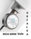 TERMA TECHNOLOGIE grzałka elektryczna MOA 600W biała