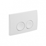 GEBERIT DELTA21 przycisk do DUOFIXA BASIC UP100 - biały