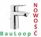 GROHE BauLoop jednouchwytowa bateria umywalkowa 23335 000  CHROM NOWOŚĆ