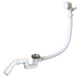 RAWI-PLAST SYFON WANNOWY NADSTOPOWY SITKO CHROM A302M50