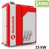 Heiztechnik HT DasPell LuxGL 15 kW kocioł peletowy 5 klasy