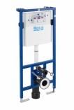 ROCA DUPLO WC - Stelaż podtynkowy (zabudowa lekka) do WC 2/4, 3/4,5 oraz 3/6 (DN90 + DN100)