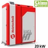 Heiztechnik HT DasPell LuxGL 20 kW kocioł peletowy 5 klasy