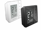 SALUS VS20WRF Cyfrowy regulator temperatury, bezprzewodowy, 4 w 1 BIAŁY
