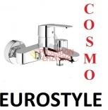 GROHE EUROSTYLE COSMOPOLITAN BATERIA WANNOWA CHROM 33591002