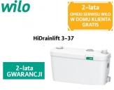 WILO HiDrainlift 3-37 pompa do zmywalki , pralki do 75^C