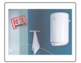 ATLANTIC elektryczny ogrzewacz wody OPRO+ V 80 LITRÓW