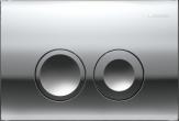 GEBERIT DELTA21 przycisk do DUOFIXA BASIC UP100 - chrom błysk