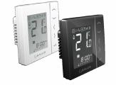 SALUS VS10BRF Cyfrowy regulator temperatury, bezprzewodowy, 4 w 1 CZARNY