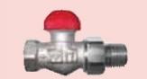HERZ HERZ-TS-90-V, zawór termostatyczny – figura prosta 1/2