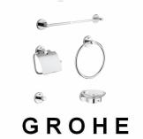 GROHE Essentials akcesoria łazienkowe kpl.