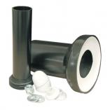 RAWIPLAST Zestaw przyłączeniowo-mocujący do WC do spłuczki podtynkowej