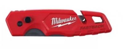 MILWAUKEE nożyk budowlany z metalowym uchwytem