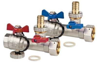 VALVEX SPIN SET Zestaw podłączeniowy pod kocioł CO 3/4