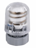 AFRISOSiłownik termoelektryczny TSA 01, GW M30x1,5 mm, 230 V AC, NC