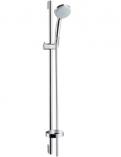 Zestaw prysznicowy Croma 100 Vario/Unica'C EcoSmart chrom