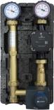 AFRISO Grupa pompowa PrimoTherm 180-2 Vario DN25, pompa UPM3 Hybrid, zawór mieszający ARV KvsVario, siłownik ARM 343 ProClick