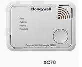 HONEYWELL DETEKTOR TLENKU WĘGLA CZADU XC70