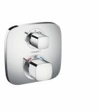 HANSGROHE Bateria termostatyczna Ecostat E montaż podtynkowy, element zewnętrzny