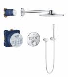 Grohtherm SmartControl Zestaw prysznicowy Rainshower 310 SmartActive