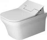 DURAVIT P3 Comforts Miska WC toaletowa wisząca Duravit Rimless + DESKA SENSOWASH P3