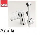 Oras Aquita (2902F) Bateria umywalkowa z rączką BIDETTA NOWOŚĆ