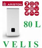ARISTON VELIS podgrzewacz elektryczny super płaski 80l  EU