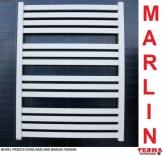 TERMA TECHNOLOGIE GRZEJNIK ŁAZIENKOWY MARLIN 780 X 430 KOLOR SILVER MAT