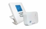 SALUS T105RF Bezprzewodowy elektroniczny regulator temperatury - tygodniowy