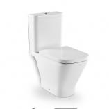 ROCA GAP Miska WC do kompaktu o/poziomy