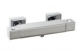 VALVEX ESTILL SQUARE PLUS Bateria natryskowa termostatyczna