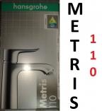 HANSGROHE METRIS E2 110 bateria umywalkowa
