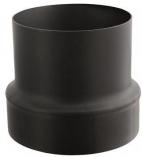 SPIROFLEX przyłącze kominowe redukcyjne kominka , kotła węglowego  150/180